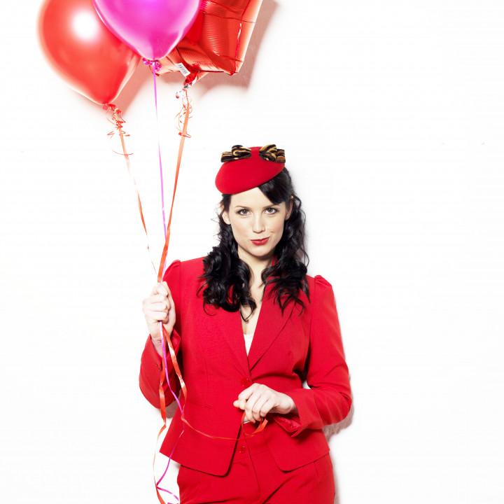 Anna singt Rot – Pressebilder 2013 − 1
