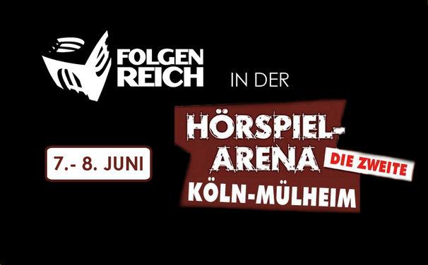 Folgenreich, Folgenreich in der Hörspiel-Arena 2013 in Köln