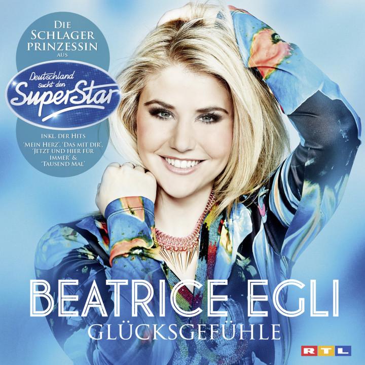 Beatrice Egli Glücksgefühle Cover
