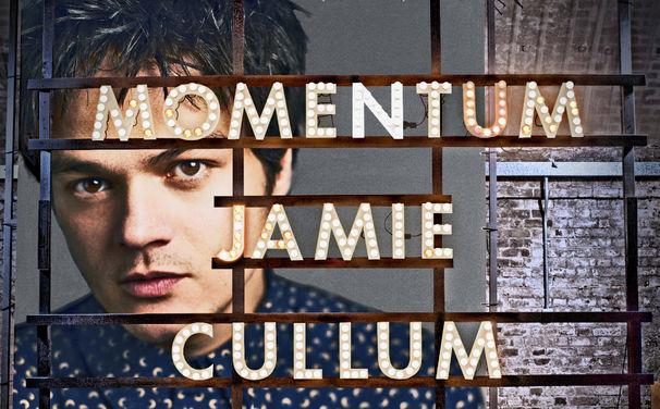 Jamie Cullum, Jetzt ins neue Jamie Cullum Album Momentum reinhören