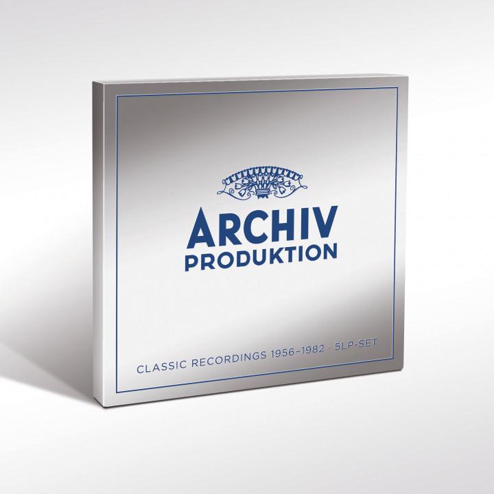 Archiv Produktion LP Box