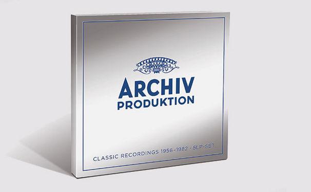Für Feinhörer - die Archiv Produktion LP Box