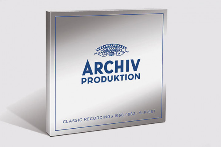 Archiv Produktion LP Box