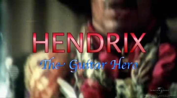 Jimi Hendrix Guitar Hero - Trailer
