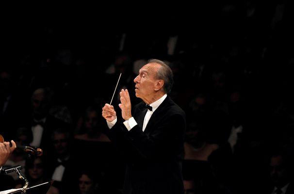 Claudio Abbado, Live im Kino: Claudio Abbado und die Berliner Philharmoniker