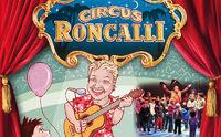 Circus Roncalli, Der König der Kinderdisco live und gratis im Circus Roncalli!