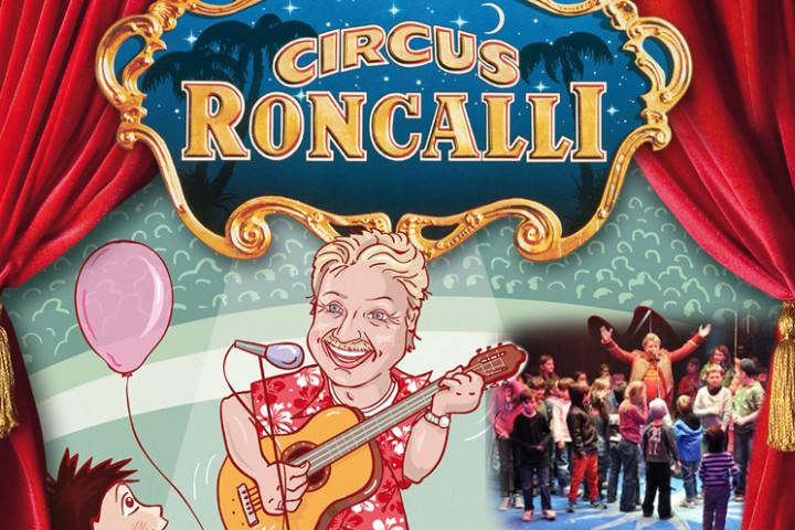 Volker Rosin im Circus Roncalli