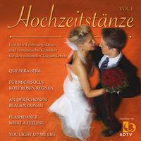 Band4Dancers, Hochzeitstänze Vol.1: Band4Dancers, 04260167470016