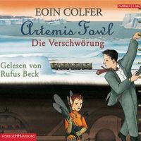 Rufus Beck, Artemis Fowl - Die Verschwörung (Teil 2), 09783899035858