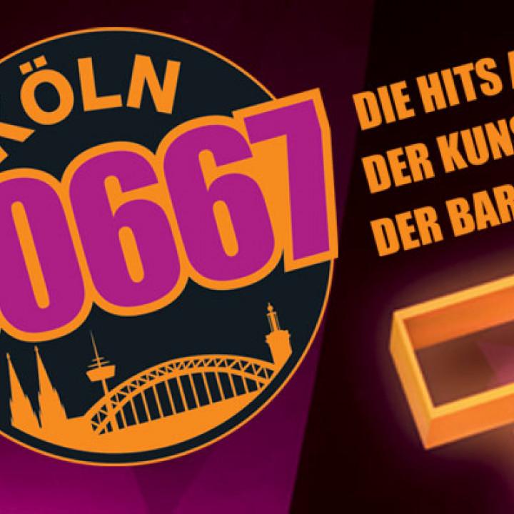 Köln 50667 - UMG Eyecatcher
