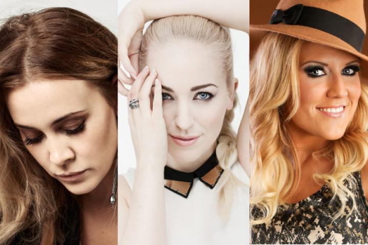 Eurovision song contest 2013 anouk, margaret berger, cascada