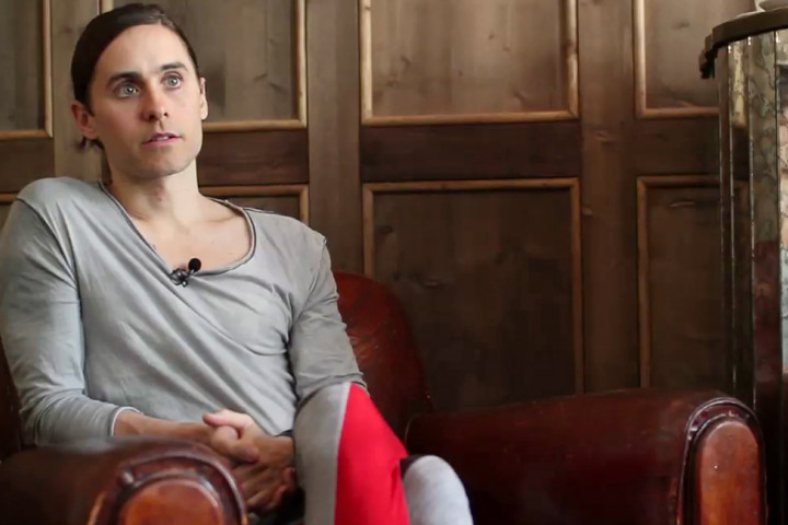 THIRTY SECONDS TO MARS Jared Leto interview 2013