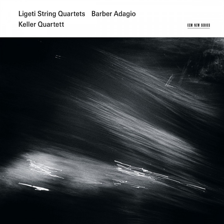 Ligeti String Quartets / Barber Adagio: Keller Quartett