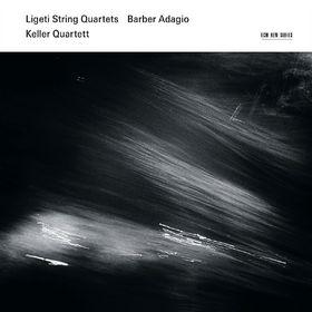 Keller Quartett, Ligeti String Quartets / Barber Adagio, 00028948100262