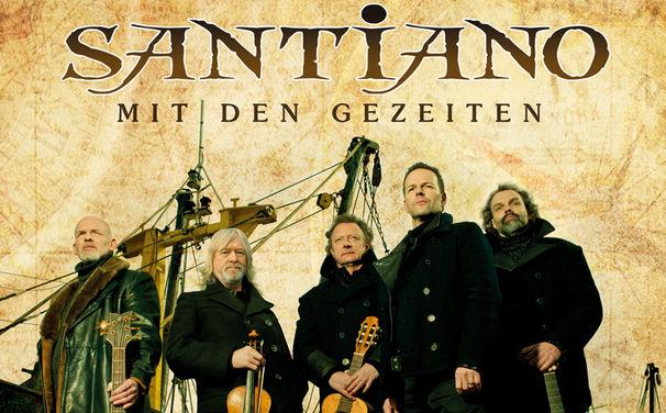 Santiano, SANTIANO steigen überlegen auf Platz 1 der Charts ein!