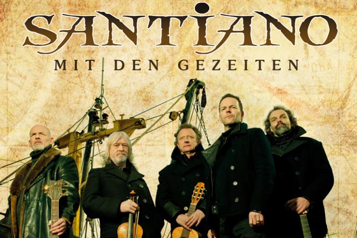 Santiano Webgrafik 2013