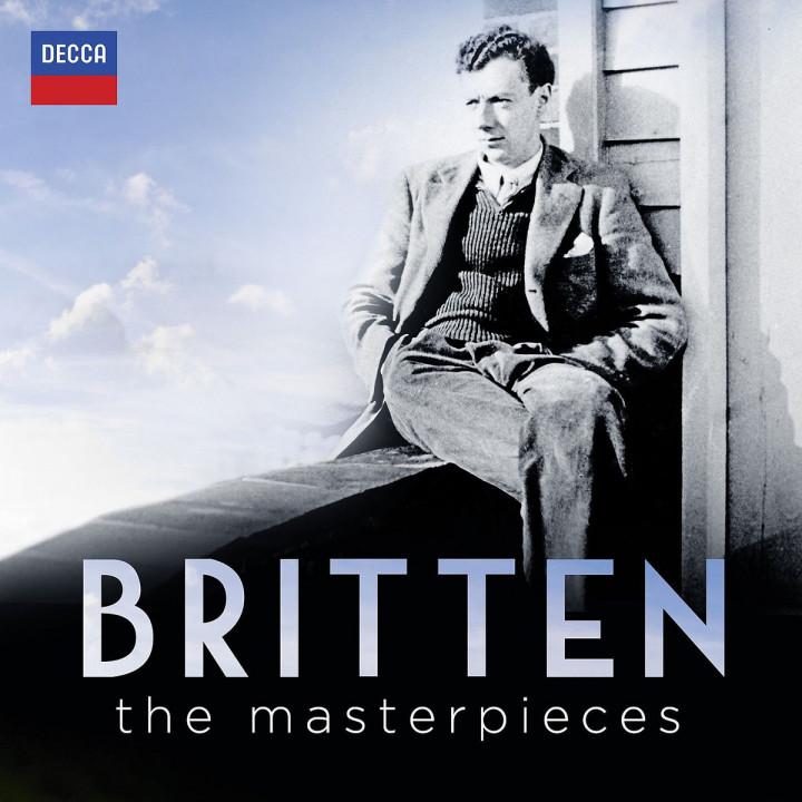 Britten - The Masterpieces: Britten/Pears/Jansen/LSO/+