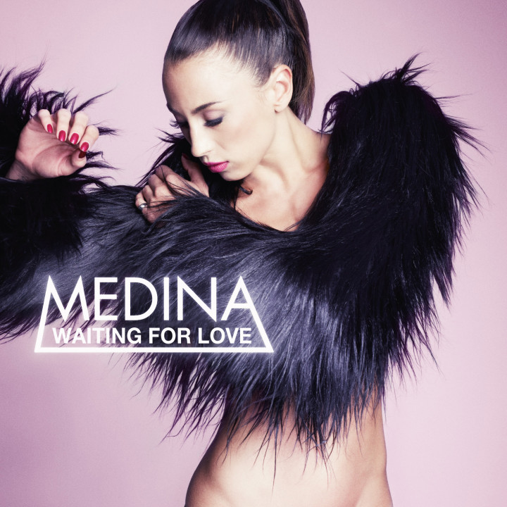 Medina Single Cover Waiting For Love