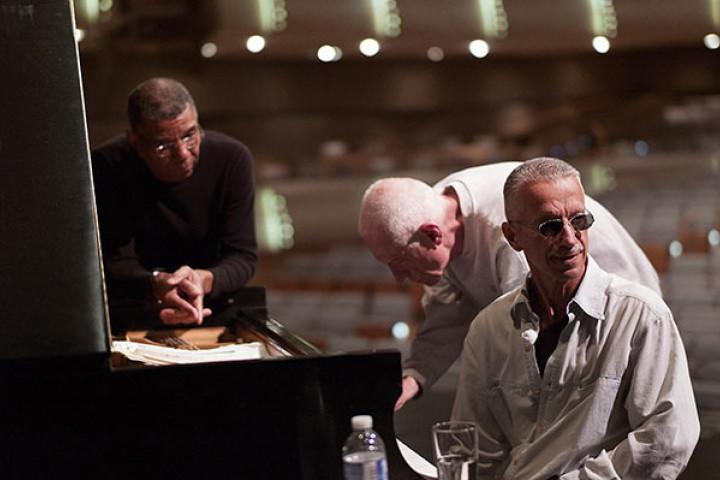 Jack DeJohnette, Gary Peacock, Keith Jarrett