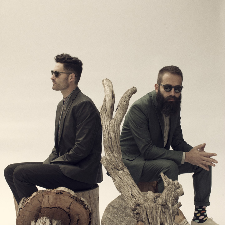 Capital Cities Pressefoto 2013