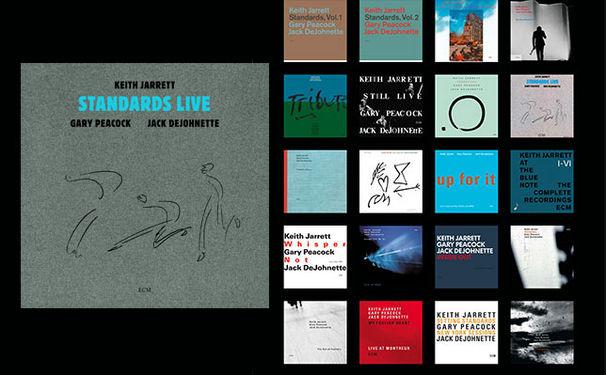 Keith Jarrett Trio 1983 - 2013, Die große Serie zum Jubiläum: Folge Nr. 01 - 'Standards Live'