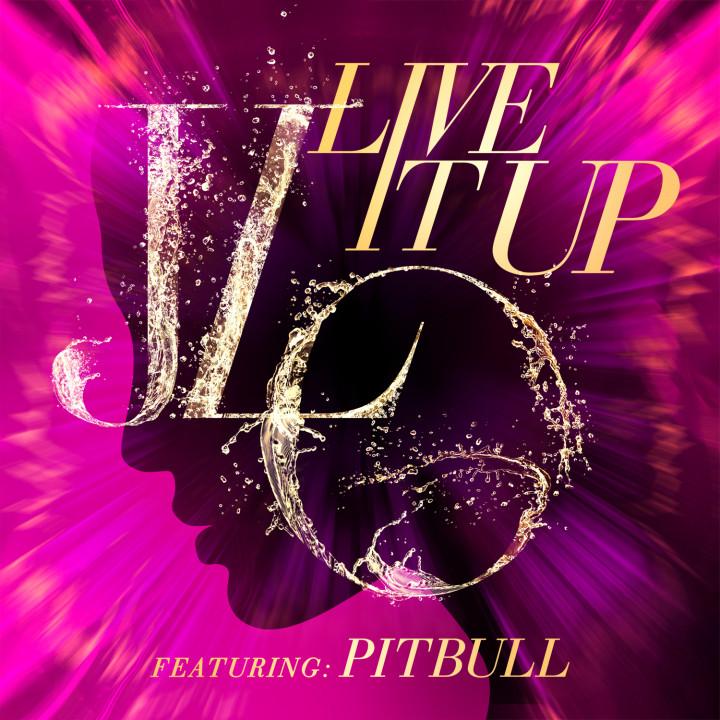 Jennifer Lopez Live It Up 2013 Cover