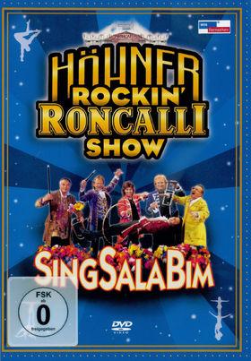 Höhner, Höhner Rockin Roncalli Show: SingSalaBim, 00094638304791