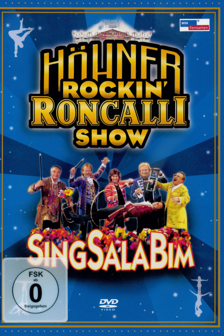 höhner dvd cover singsalabim