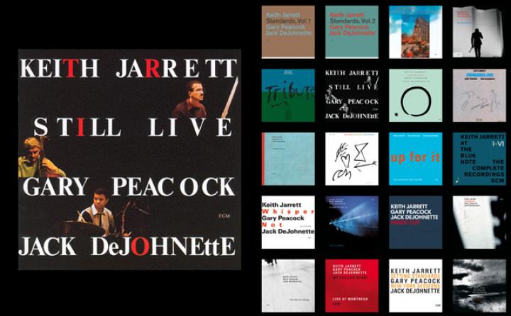Keith Jarrett Trio, Still Live