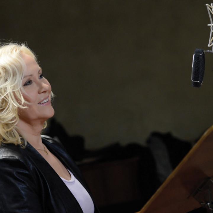 Agnetha Fältskog 2013