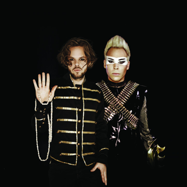 Empire Of The Sun Pressefoto 2013