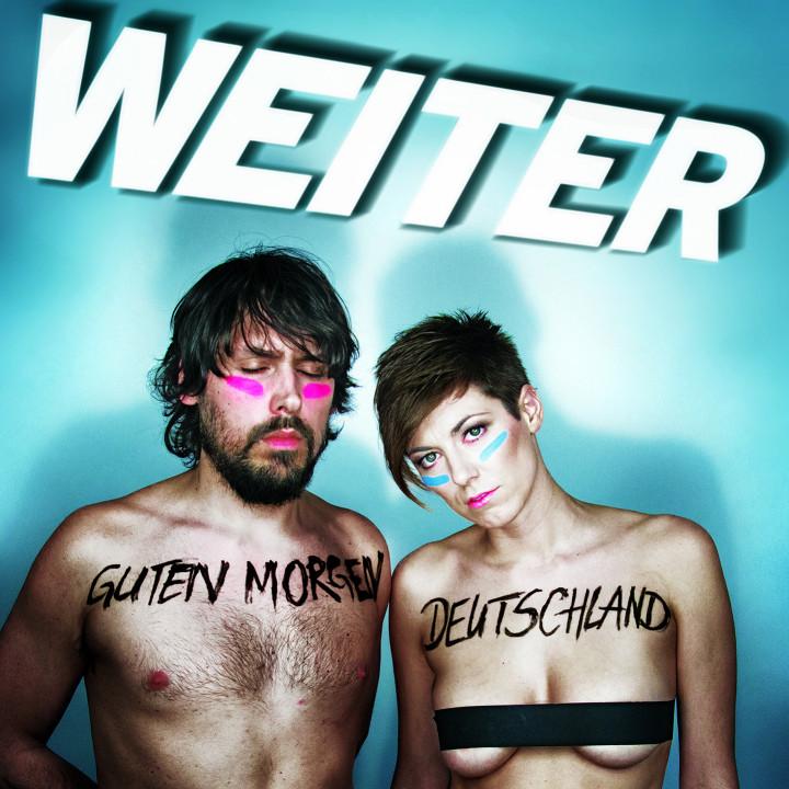 Weiter - Guten Morgen Deutschland - Cover