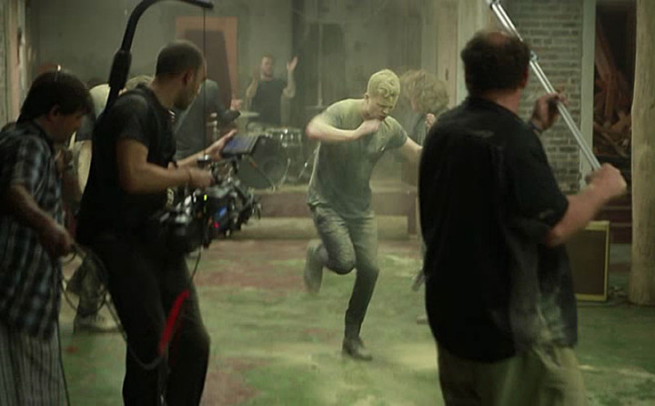 "Behind The Scenes ""Counting Stars"""