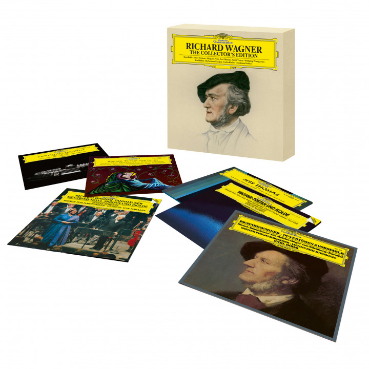 Wagner: Collector's edition Packshot