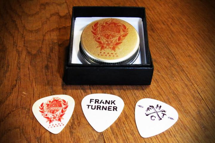 Frank Turner Gewinnspielbild