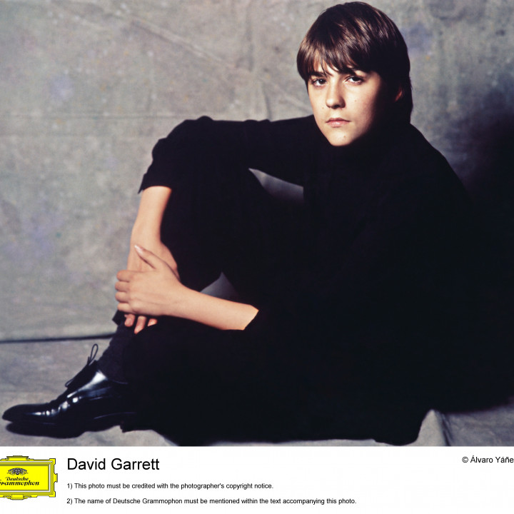David Garrett – 14