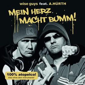 Wise Guys, Mein Herz macht bumm!, 00602537428298