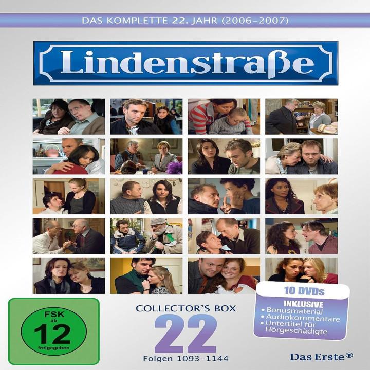 Lindenstraße Collector's Box Vol.22 - Das 22. Jahr: Lindenstraße