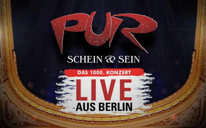 Pur -Live aus Berlin Teaser