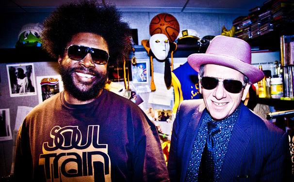 Elvis Costello, Elvis Costello entdeckt mit The Roots neue musikalische Wurzeln