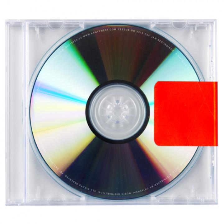 Kanye West Yeezus Album Cover