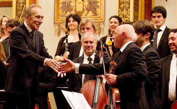 Claudio Abbado, 'Unglaublicher Reichtum' - Claudio Abbado dirigiert Schumanns C-Dur-Symphonie