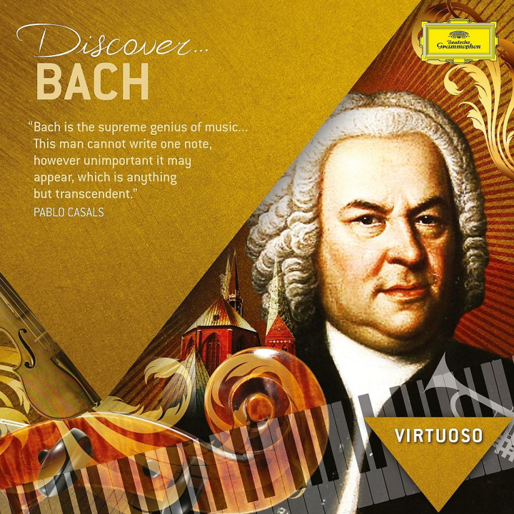 Discover Bach: Various Artists