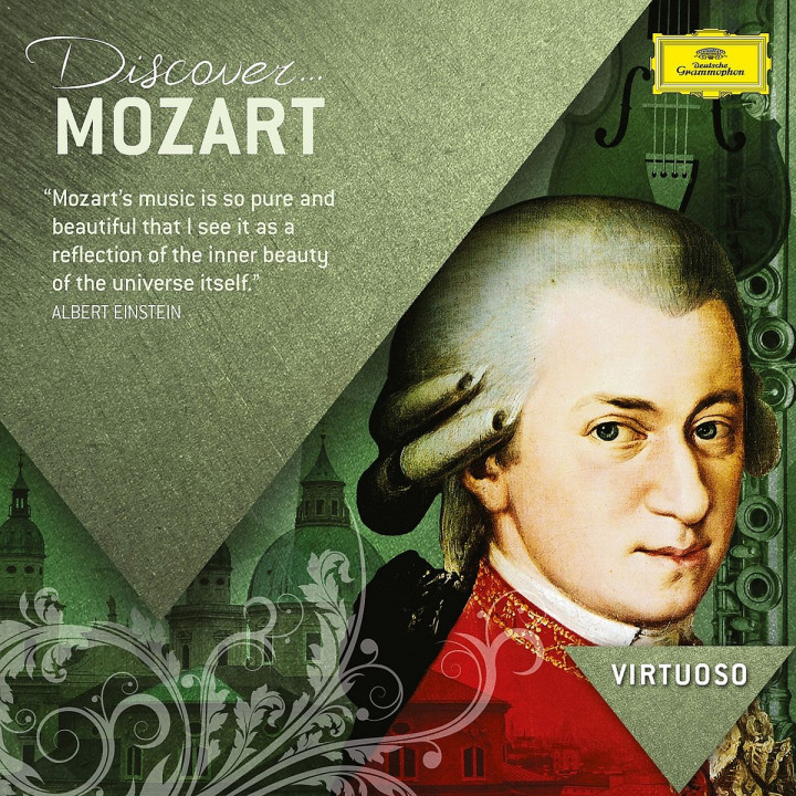 Discover Mozart: Various Artists