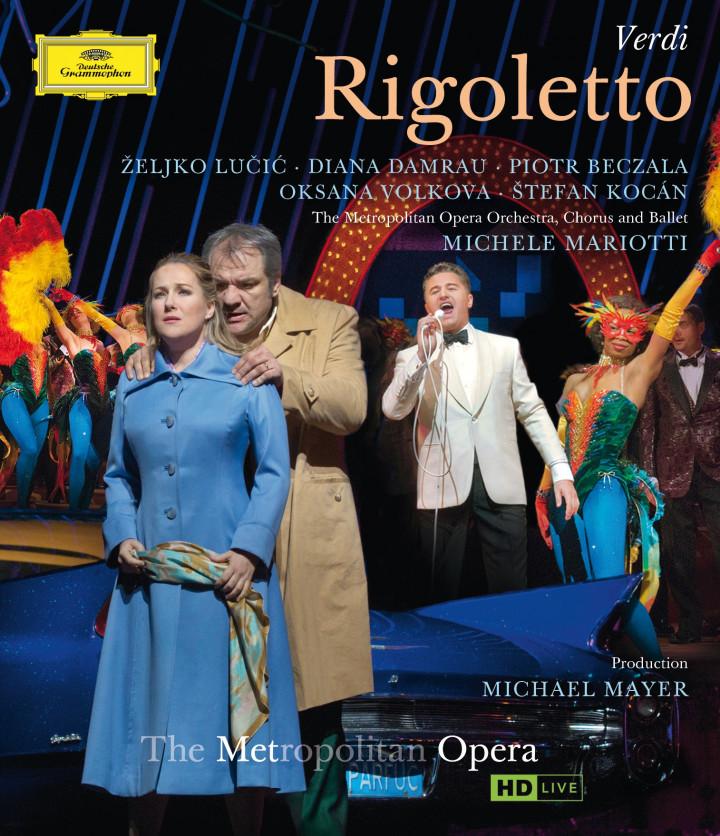 Verdi: Rigoletto Blu-ray