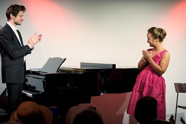 Michail Antonenko (Klavier), Julia Lezhneva (Sopran)