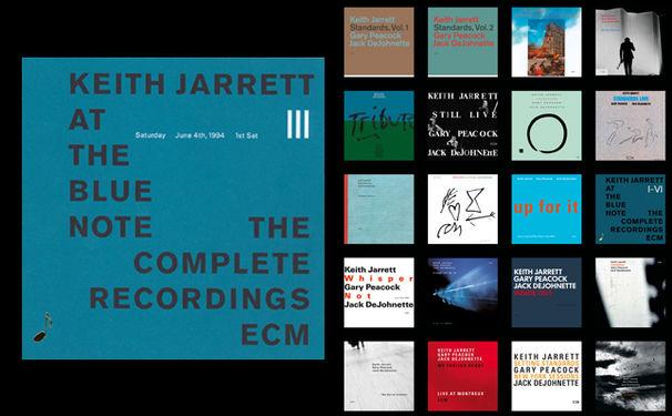 Keith Jarrett Trio 1983 - 2013, Die große Serie zum Jubiläum: Folge Nr. 08 - 'At The Blue Note'