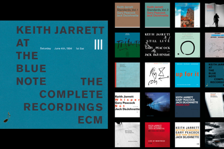 Keith Jarrett Trio - At The Blue Note
