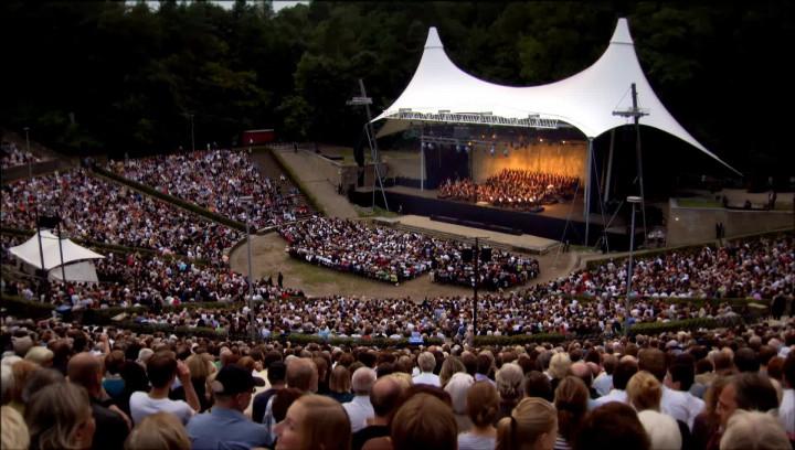 Erleben Sie das West-Eastern Divan Orchestra und Daniel Barenboim am 25.08.2013 in Berlin
