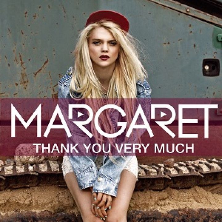Thank You Very Much - Cover
